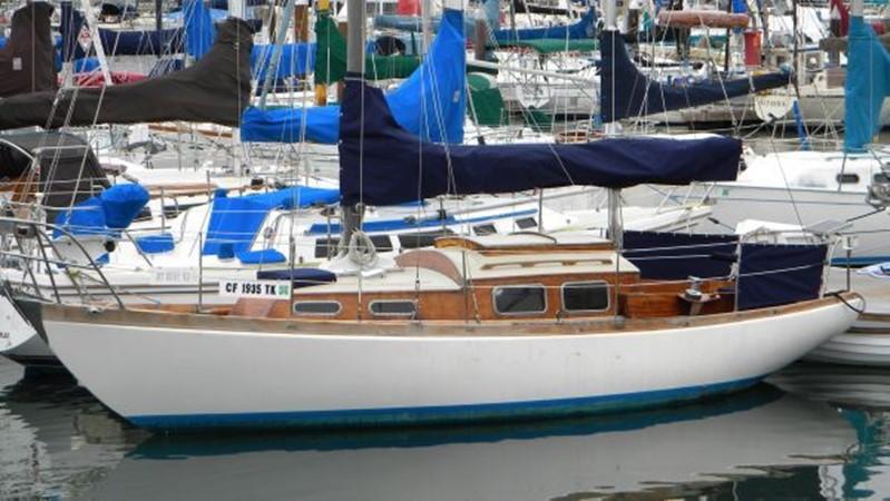 1967 TRINTELLA YACHTS  Sloop 2569974