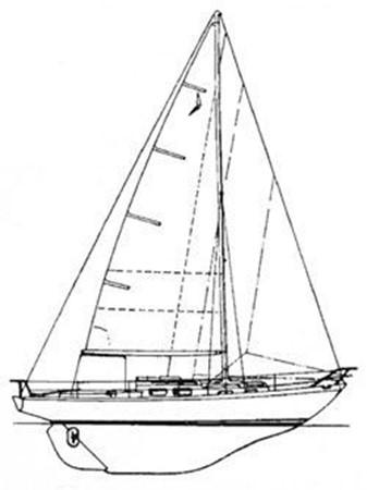 1967 TRINTELLA YACHTS  Sloop 2570009