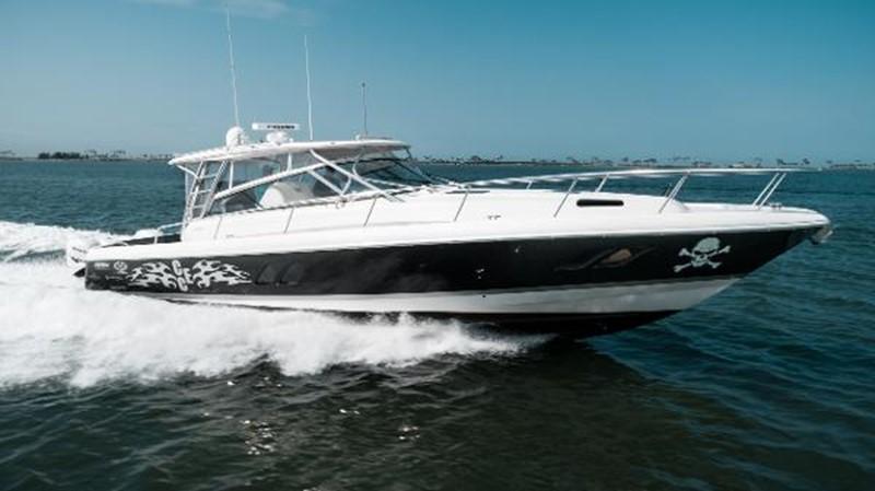 2009 INTREPID 475 Sport Yacht REPOWERED Cruiser 2572189