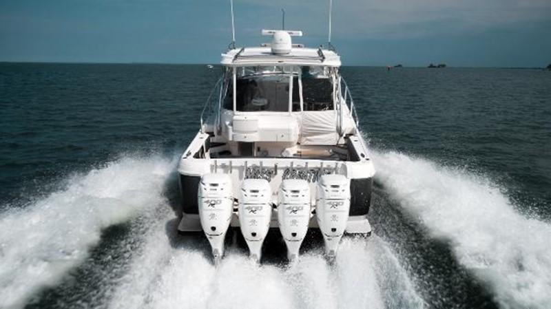 2009 INTREPID 475 Sport Yacht REPOWERED Cruiser 2572192