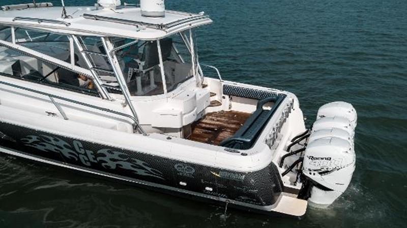 2009 INTREPID 475 Sport Yacht REPOWERED Cruiser 2572195