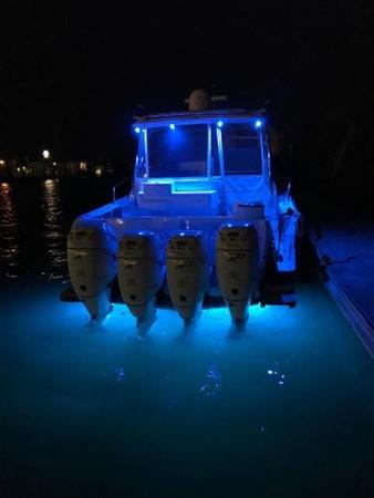 2009 INTREPID 475 Sport Yacht REPOWERED Cruiser 2572197