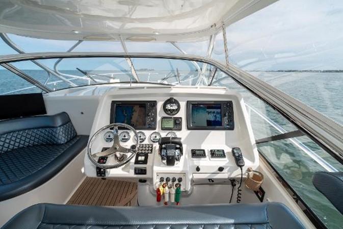 2009 INTREPID 475 Sport Yacht REPOWERED Cruiser 2572202