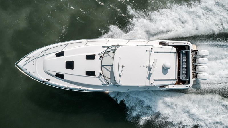 47' Intrepid 2009-Image6 2009 INTREPID 475 Sport Yacht REPOWERED Cruiser 2780756