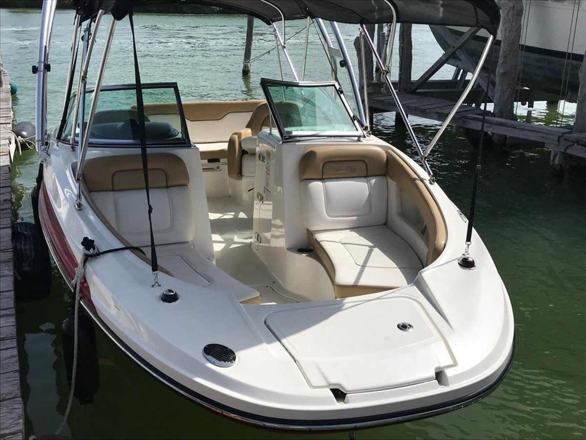 2011 SEA RAY 220 Sundeck Runabout 2572115