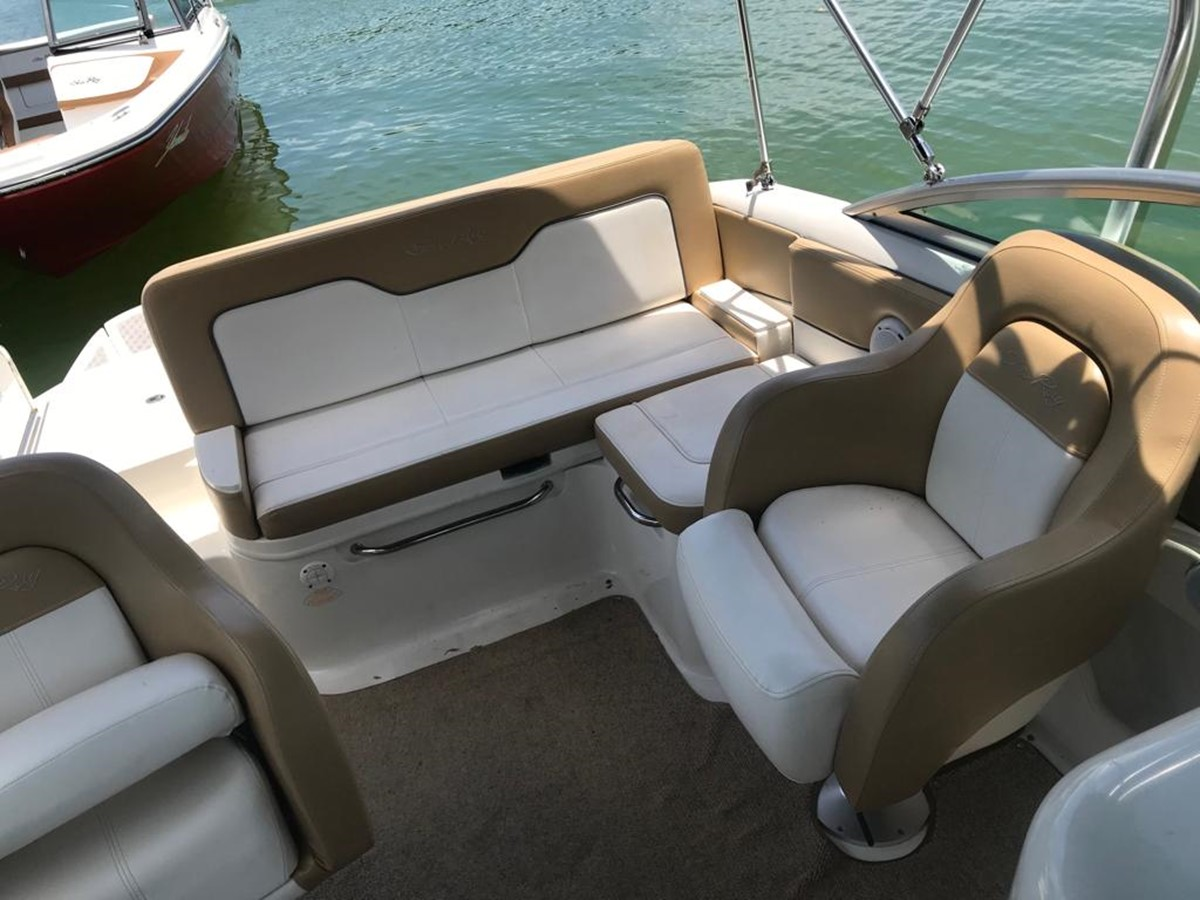 2011 SEA RAY 220 Sundeck Runabout 2572117