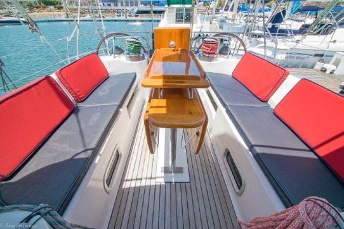 1997 BENETEAU Sloop Cruising Sailboat 2572148