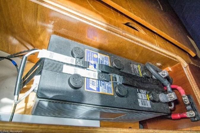 1997 BENETEAU Sloop Cruising Sailboat 2572153
