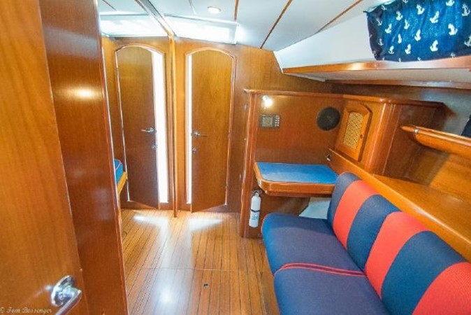 1997 BENETEAU Sloop Cruising Sailboat 2572158