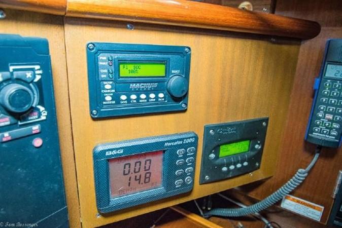 1997 BENETEAU Sloop Cruising Sailboat 2572167