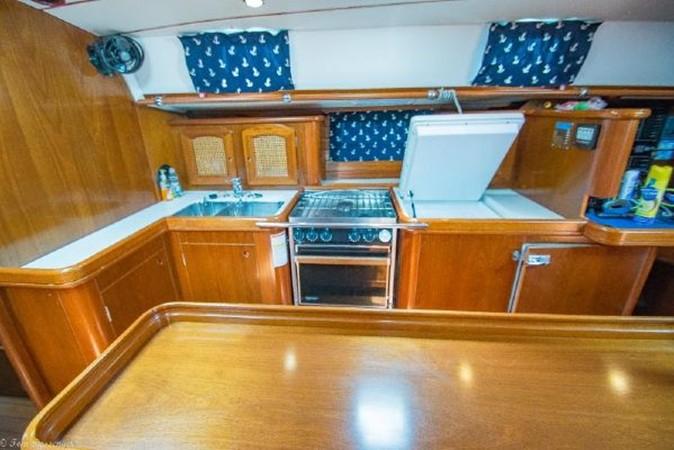 1997 BENETEAU Sloop Cruising Sailboat 2572173