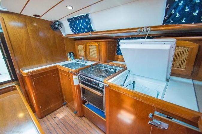 1997 BENETEAU Sloop Cruising Sailboat 2572174