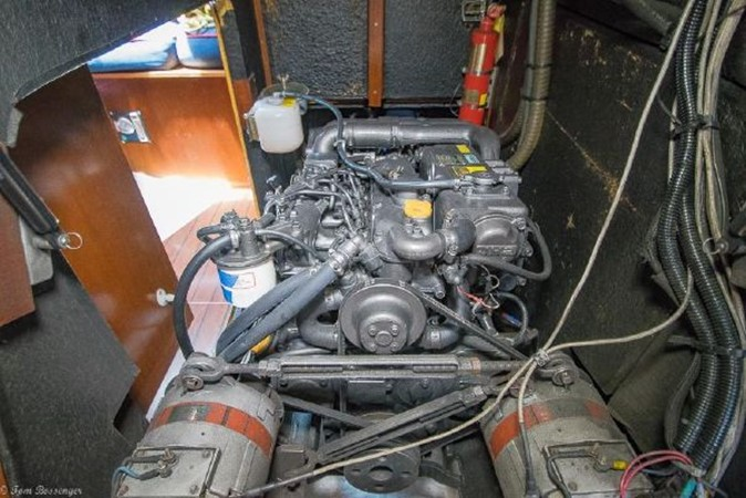 1997 BENETEAU Sloop Cruising Sailboat 2572178