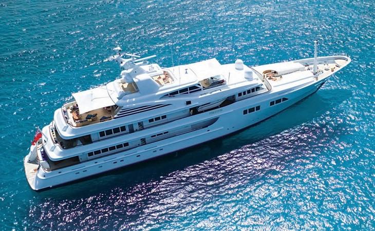 2001 FEADSHIP  Mega Yacht 2593940