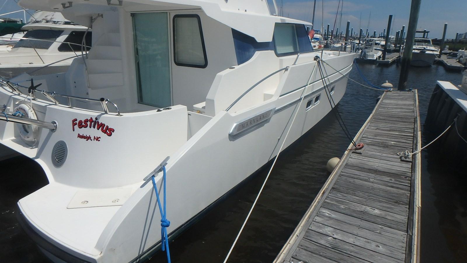 P6171303 2003 FOUNTAINE PAJOT 37 Maryland Catamaran 2572445