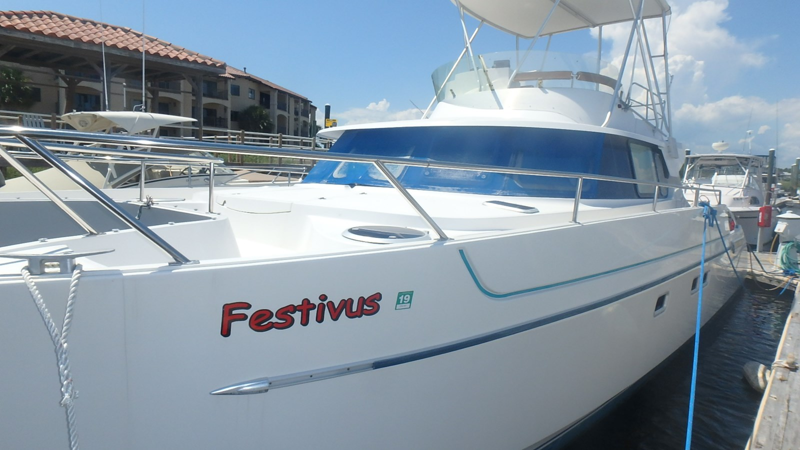 P6171310 2003 FOUNTAINE PAJOT 37 Maryland Catamaran 2572452
