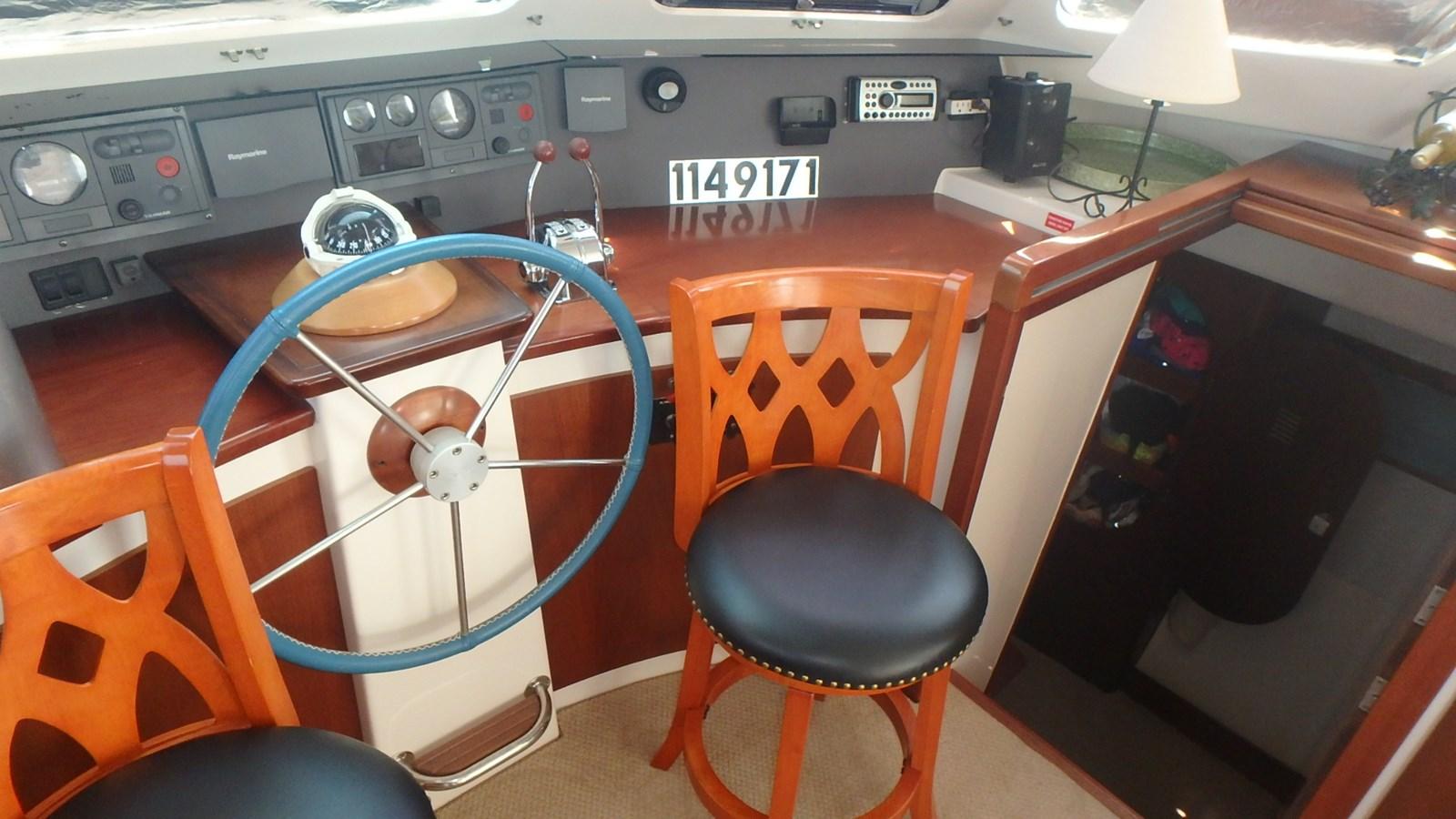 P6171334 2003 FOUNTAINE PAJOT 37 Maryland Catamaran 2572476