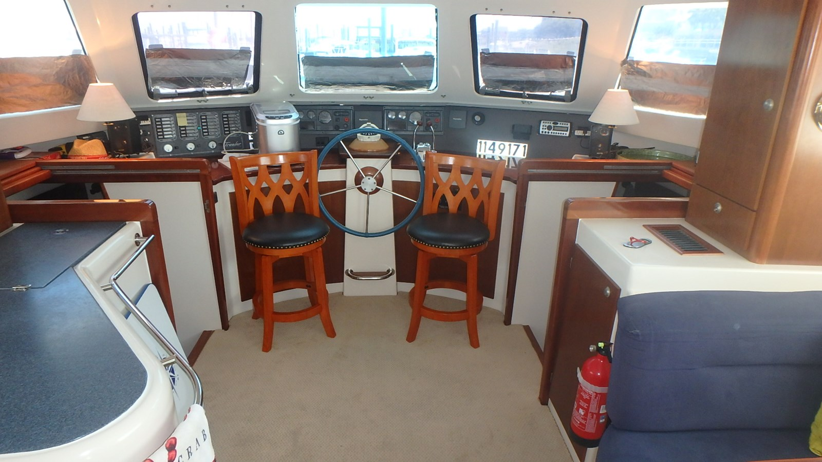 P6171345 2003 FOUNTAINE PAJOT 37 Maryland Catamaran 2572485