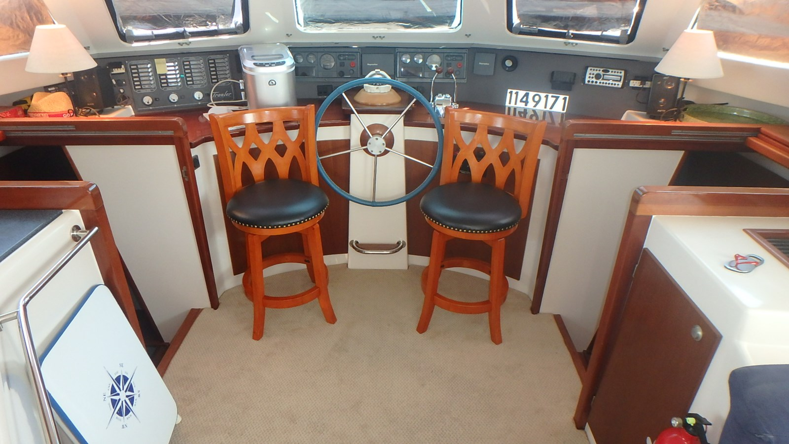 P6171346 2003 FOUNTAINE PAJOT 37 Maryland Catamaran 2572486