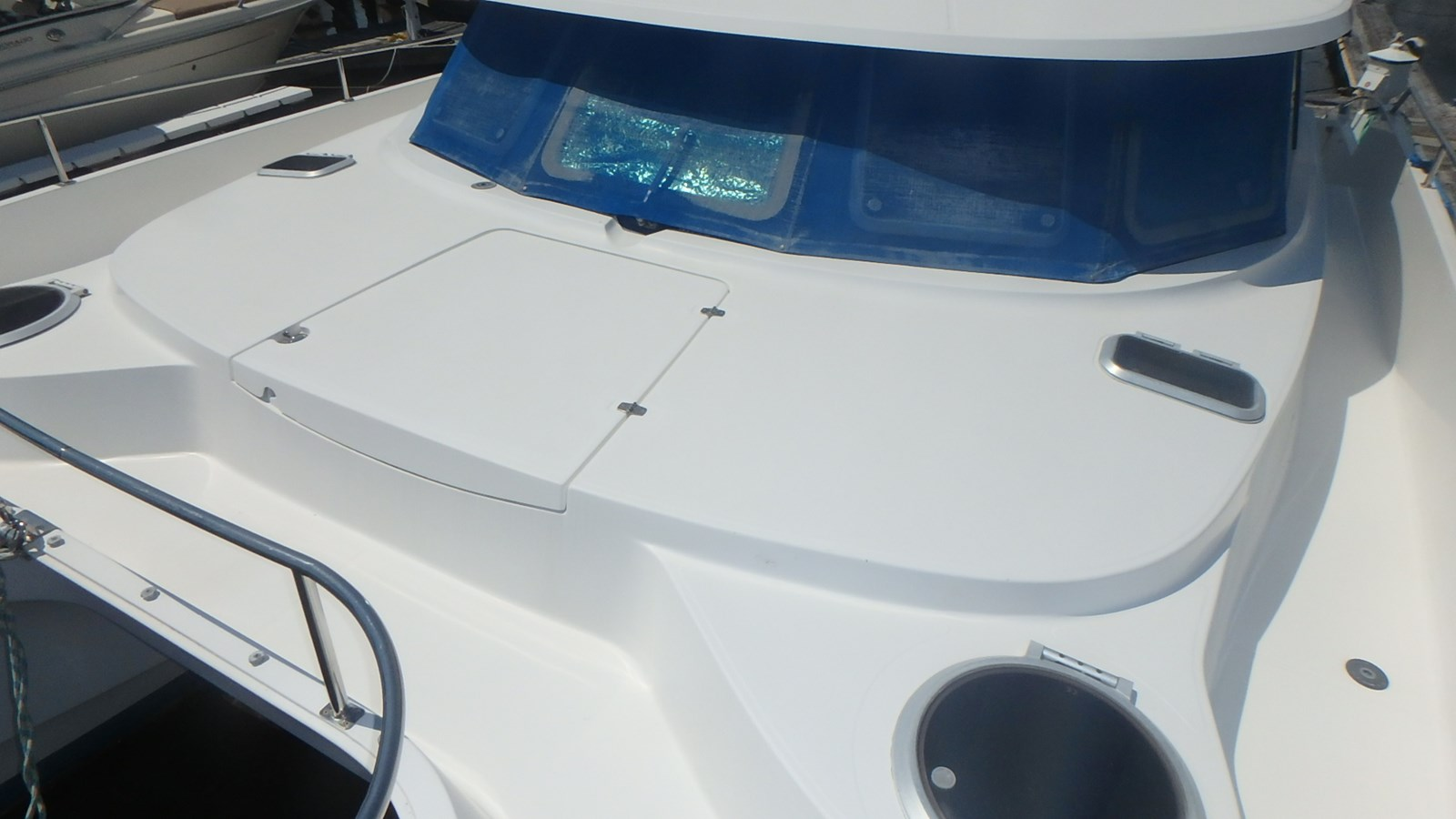 P6171378 2003 FOUNTAINE PAJOT 37 Maryland Catamaran 2572514