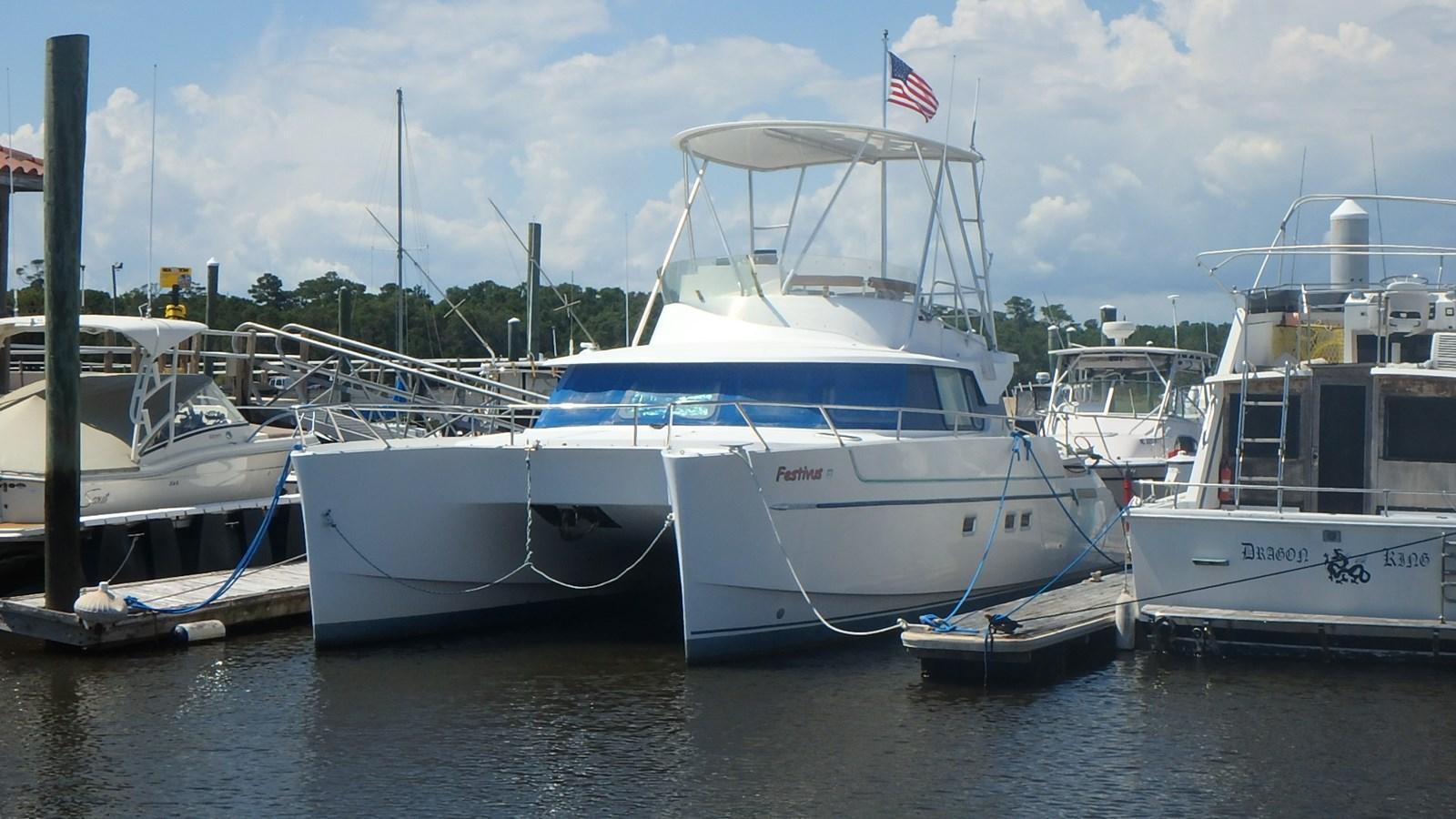 P6171385 2003 FOUNTAINE PAJOT 37 Maryland Catamaran 2572519