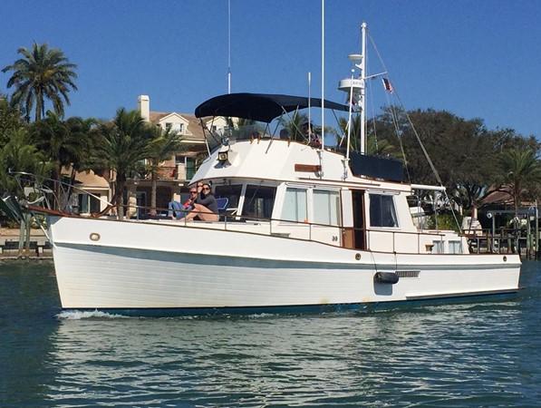 1984 GRAND BANKS Trawler Motor Yacht 2573117