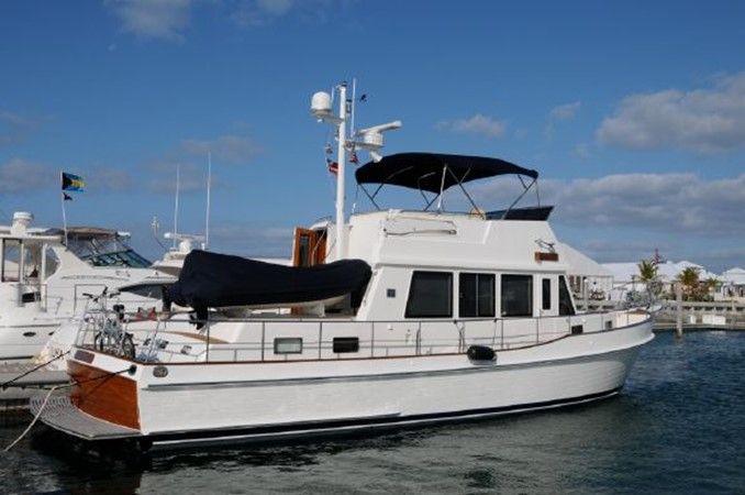 2007 GRAND BANKS 47 Heritage CL Trawler 2573153