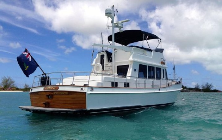 2007 GRAND BANKS 47 Heritage CL Trawler 2573154