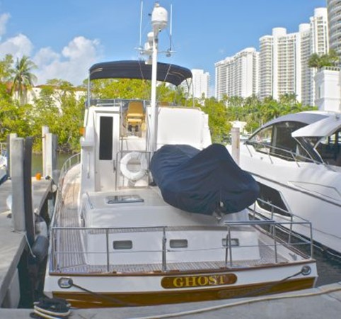 2007 GRAND BANKS 47 Heritage CL Trawler 2573155