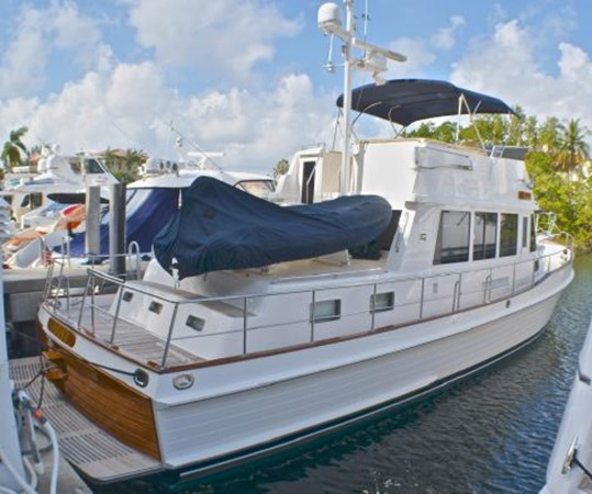 2007 GRAND BANKS 47 Heritage CL Trawler 2573156