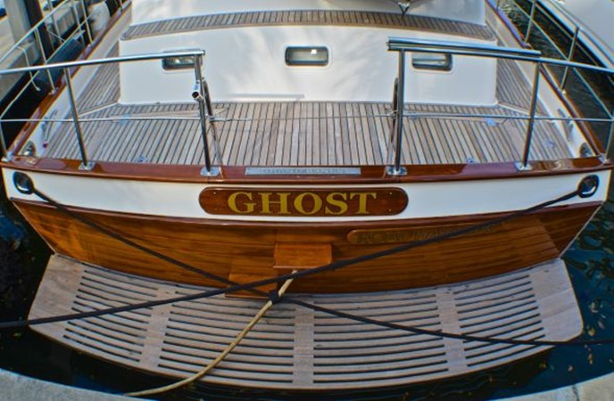 2007 GRAND BANKS 47 Heritage CL Trawler 2573158