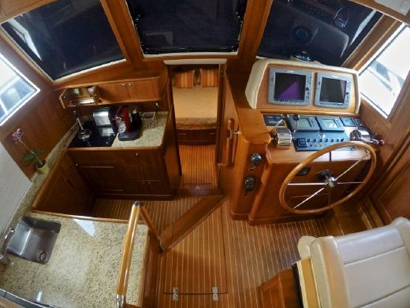 2007 GRAND BANKS 47 Heritage CL Trawler 2573182
