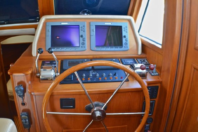2007 GRAND BANKS 47 Heritage CL Trawler 2573186