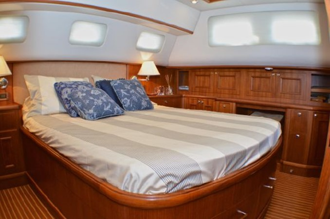 2007 GRAND BANKS 47 Heritage CL Trawler 2573196