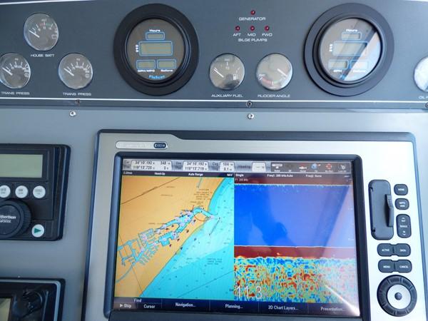1998 TIARA 4000 Express Cruiser 2573414