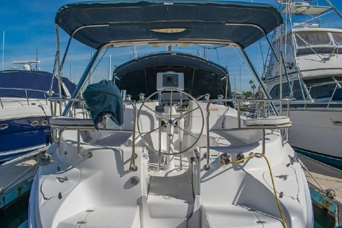 2004 HUNTER 466 Cruising Sailboat 2574003