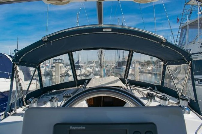 2004 HUNTER 466 Cruising Sailboat 2574024