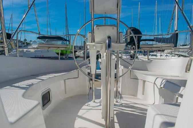 2004 HUNTER 466 Cruising Sailboat 2574033