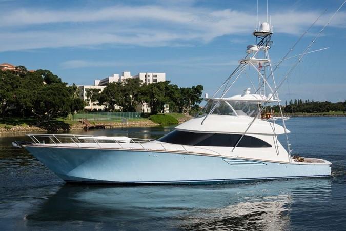 2016 70 Viking Bella 2016 VIKING Convertible with Seakeeper Sport Fisherman 2603902