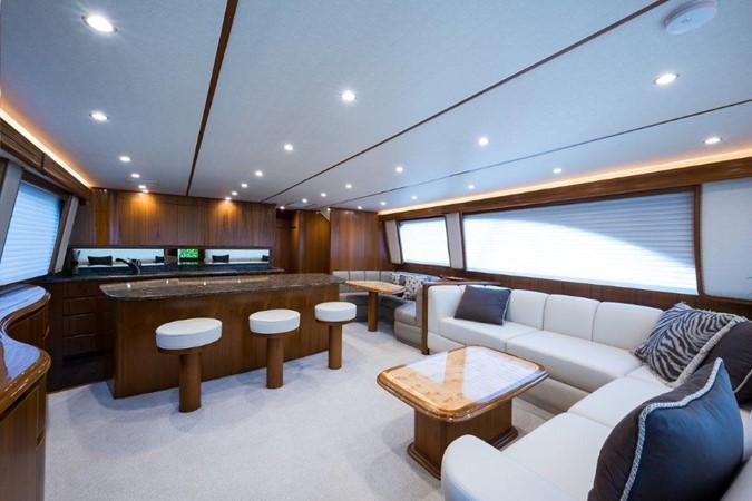 Salon 2016 VIKING Convertible with Seakeeper Sport Fisherman 2603903