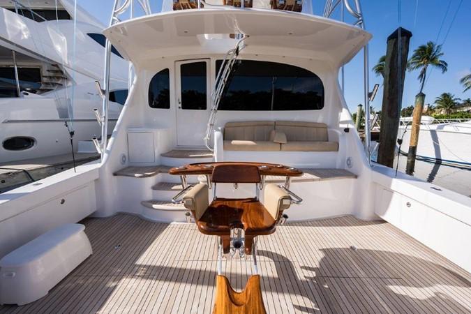 Cockpit 2016 VIKING Convertible with Seakeeper Sport Fisherman 2603938