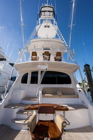 Cockpit 2016 VIKING Convertible with Seakeeper Sport Fisherman 2603939