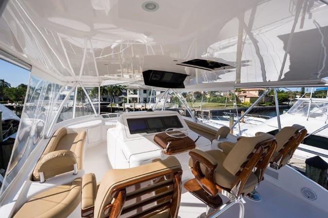 Flybridge 2016 VIKING Convertible with Seakeeper Sport Fisherman 2603947