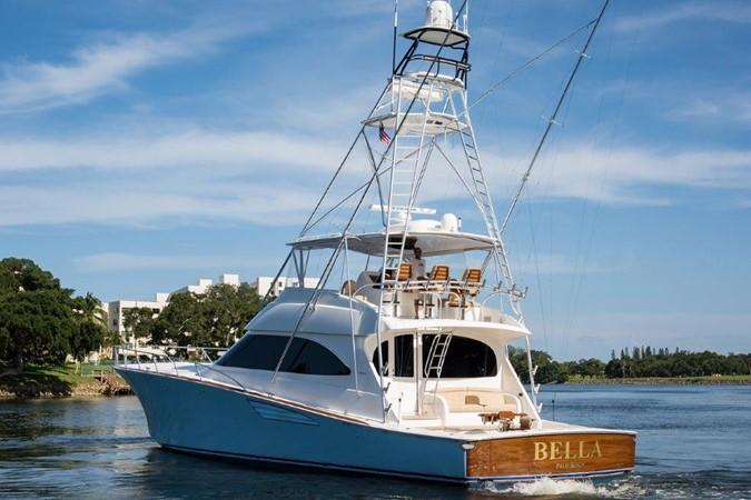 Stern 2016 VIKING Convertible with Seakeeper Sport Fisherman 2603975