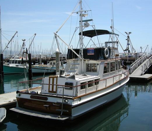 1983 GRAND BANKS 36 Classic 1983 Trawler 2575112