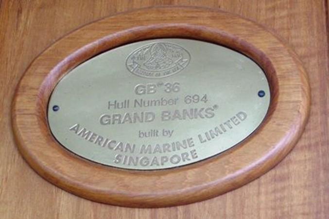 1983 GRAND BANKS 36 Classic 1983 Trawler 2575132