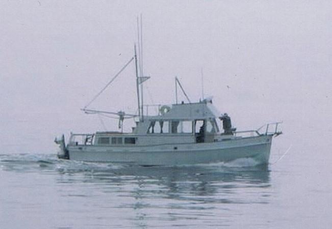1970 GRAND BANKS 36 Trawler 2575165