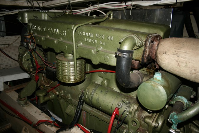 1970 GRAND BANKS 36 Trawler 2575185