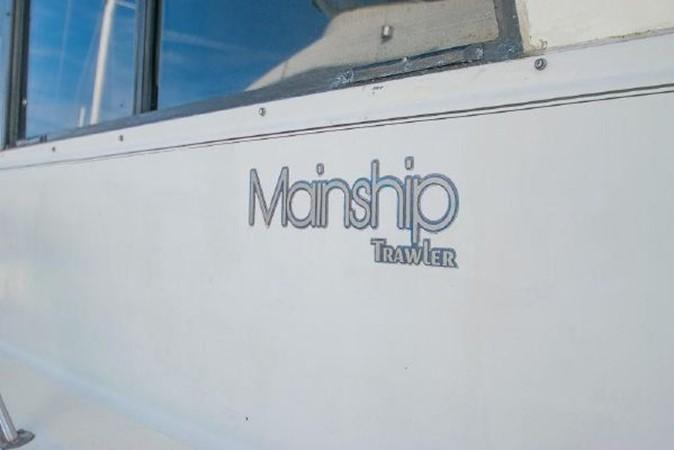 34 1981 Mainship 34 1981 MAINSHIP 34 Trawler Trawler MLS #256013 | CYBA  Yachts For Sale