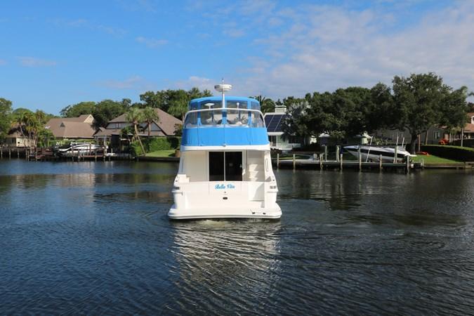 Profile 2010 SILVERTON 38 Sport Bridge Cruiser 2578545